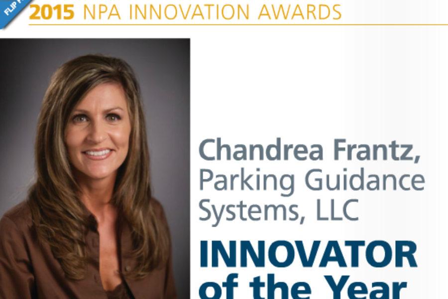 National Parking Association Announces 2015 Innovation Award Winners