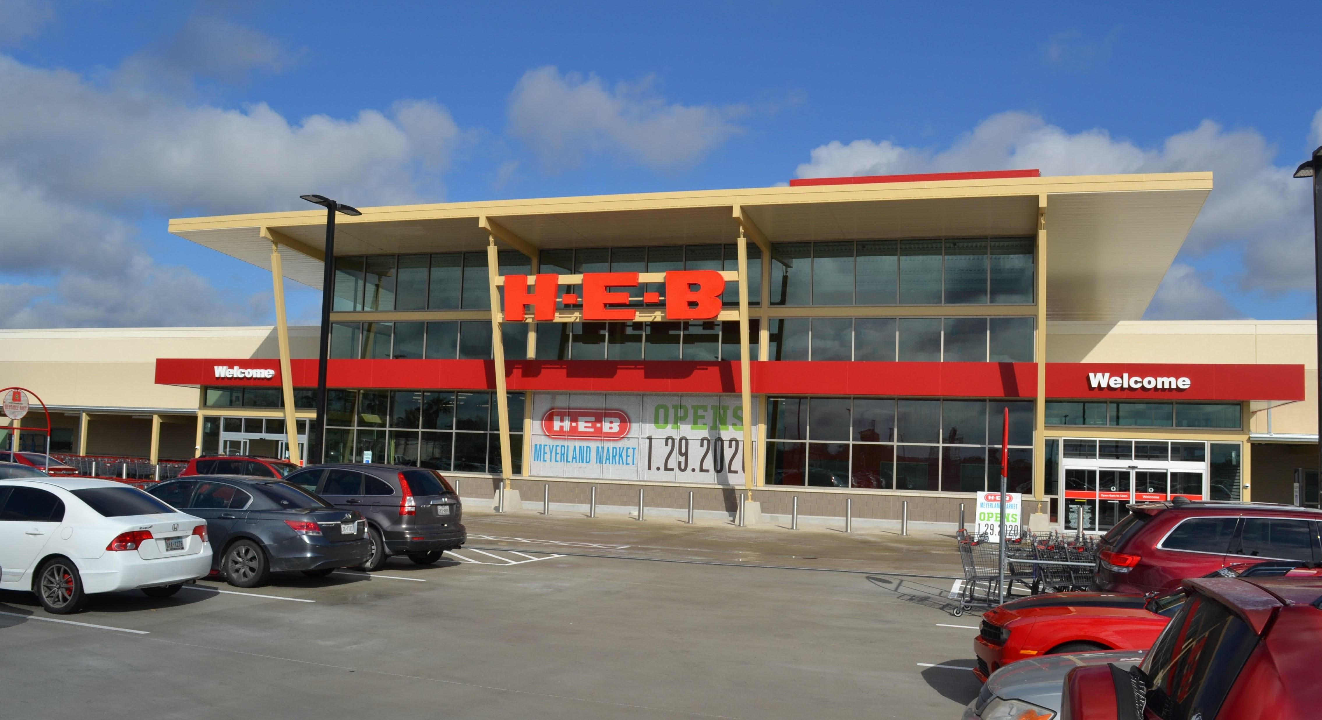 HEB Again Chooses INDECT Parking Guidance System to be Installed at Their New Premium Store at Meyerland Plaza