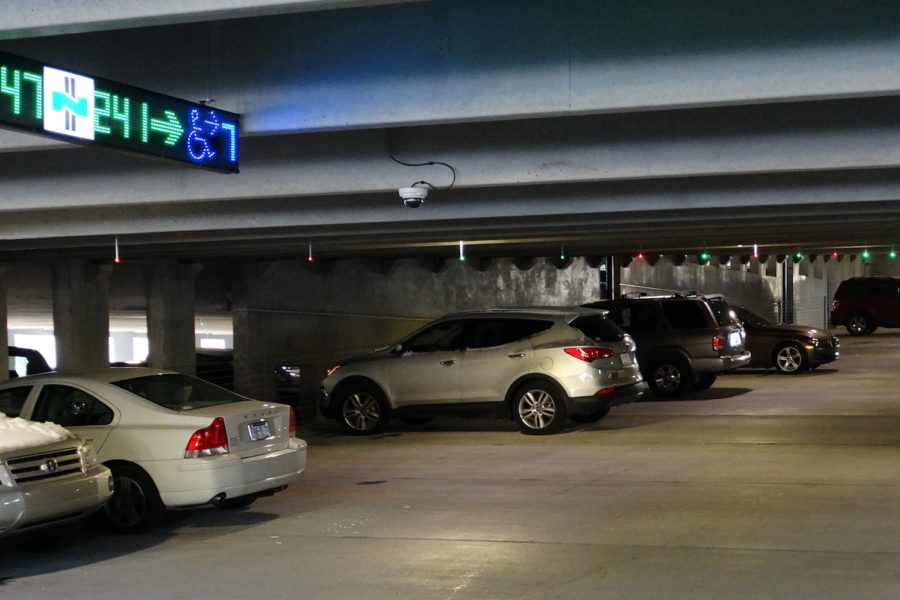 North Carolina Hospital Adds INDECT Parking Guidance System to Improve Parking Experience.