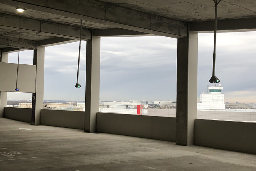 INDECT's UPSOLUT Camera System Shines Brightly as Dallas Love Field Airport Opens New 5000 Space Parking Garage