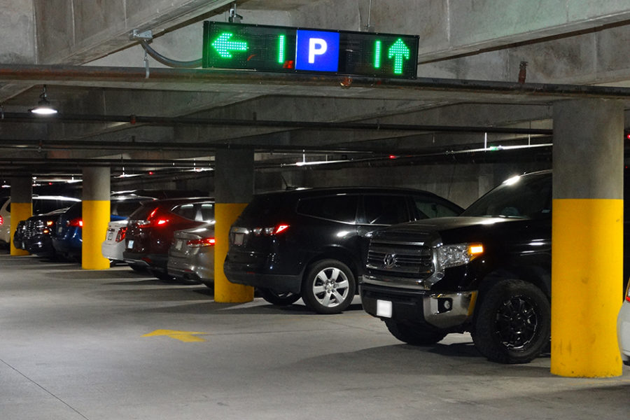 The City of Round Rock's Smart City Vision Begins With an INDECT Parking Guidance System