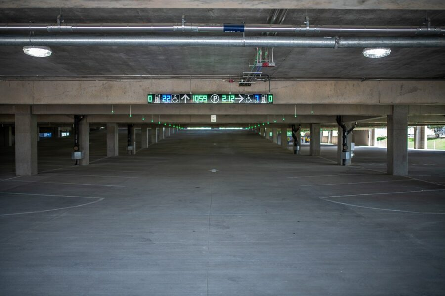 Texas A&M Transportation Services Opens State-of-Art Polo Road Garage